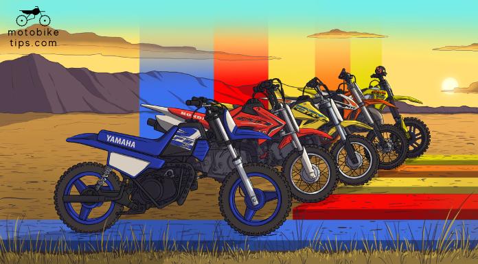 Best 50cc Dirt Bike for kids Yamaha PW50, Honda CRF50, Suzuki DRZ50, KTM 50 SX, Cobra CX50