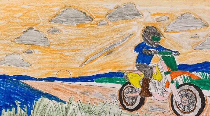 Dirt Bike Coloring Pages – Free Printables of Kids Dirtbikes